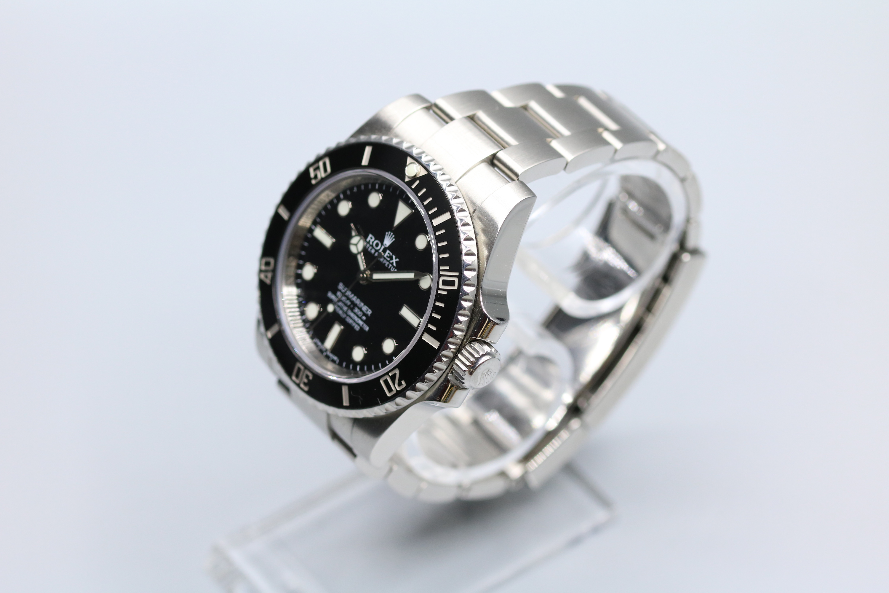 full maastricht diamonds for submariner watches platinum rolex in date netherlands